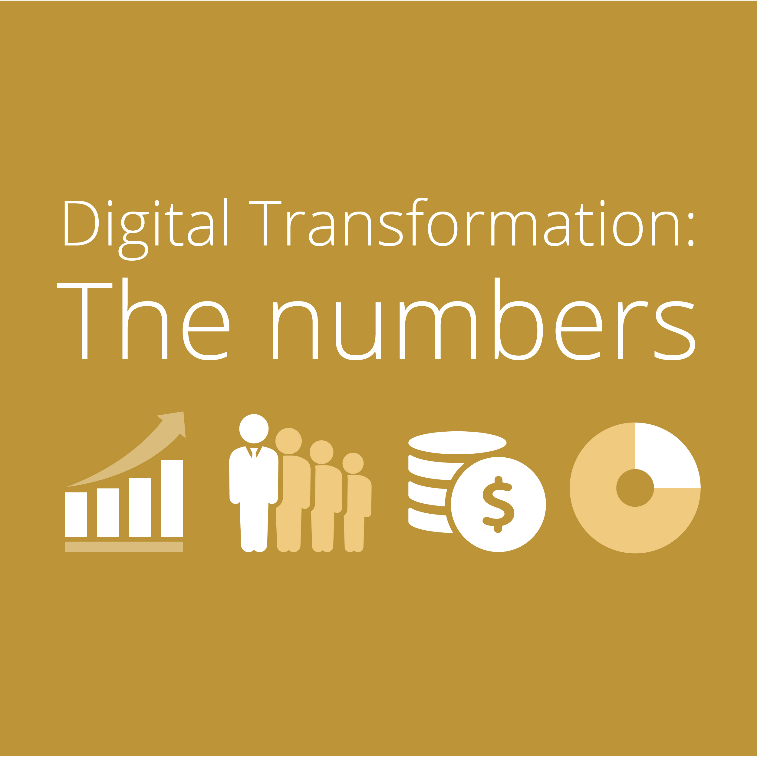 Thumbnail for Digital Transformation: the numbers