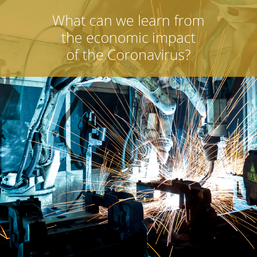 Thumbnail for What can we learn from the economic impact of the Coronavirus?
