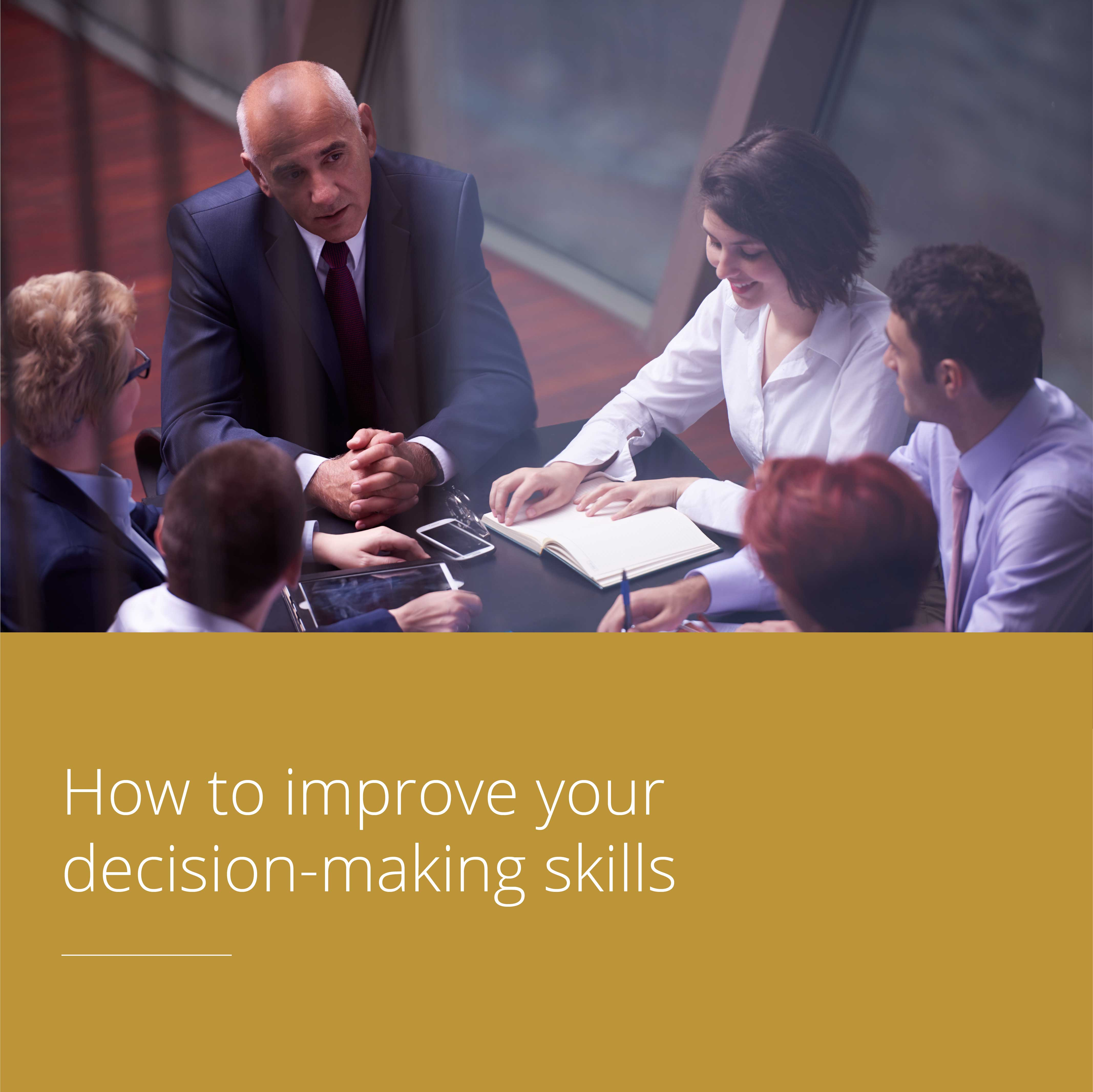 Thumbnail for How to improve your decision-making skills