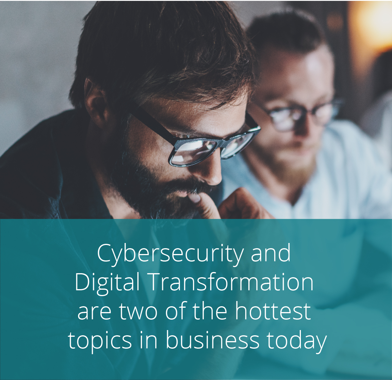 Thumbnail for Making security central to digital transformation