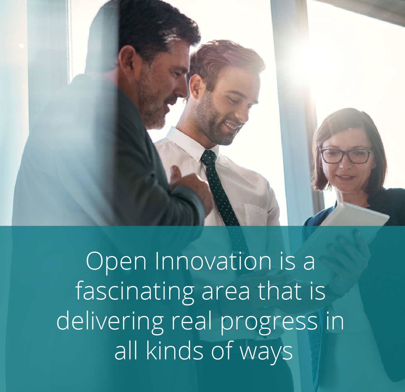 Thumbnail for Open Innovation and how it can unlock digital opportunity