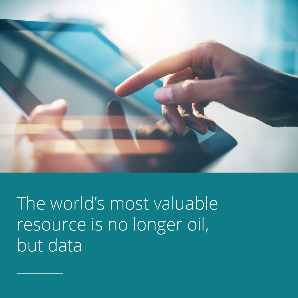 Thumbnail for The world's most valuable resource is no longer oil, but data